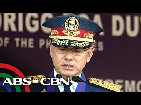 Albayalde assumes post as new PNP chief