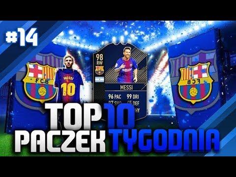 FIFA 18 | TOP 10 PACZEK TYGODNIA  | #14 |
