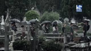Velvet на кладбище