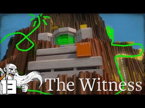"""WE BEAT THE MARSH!!!"" The Witness Part 13 - 1080p HD PC Gameplay Walkthrough"