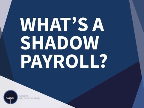 What's a Shadow Payroll