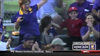 05/16/2013 Ole Miss vs LSU Baseball Highlights