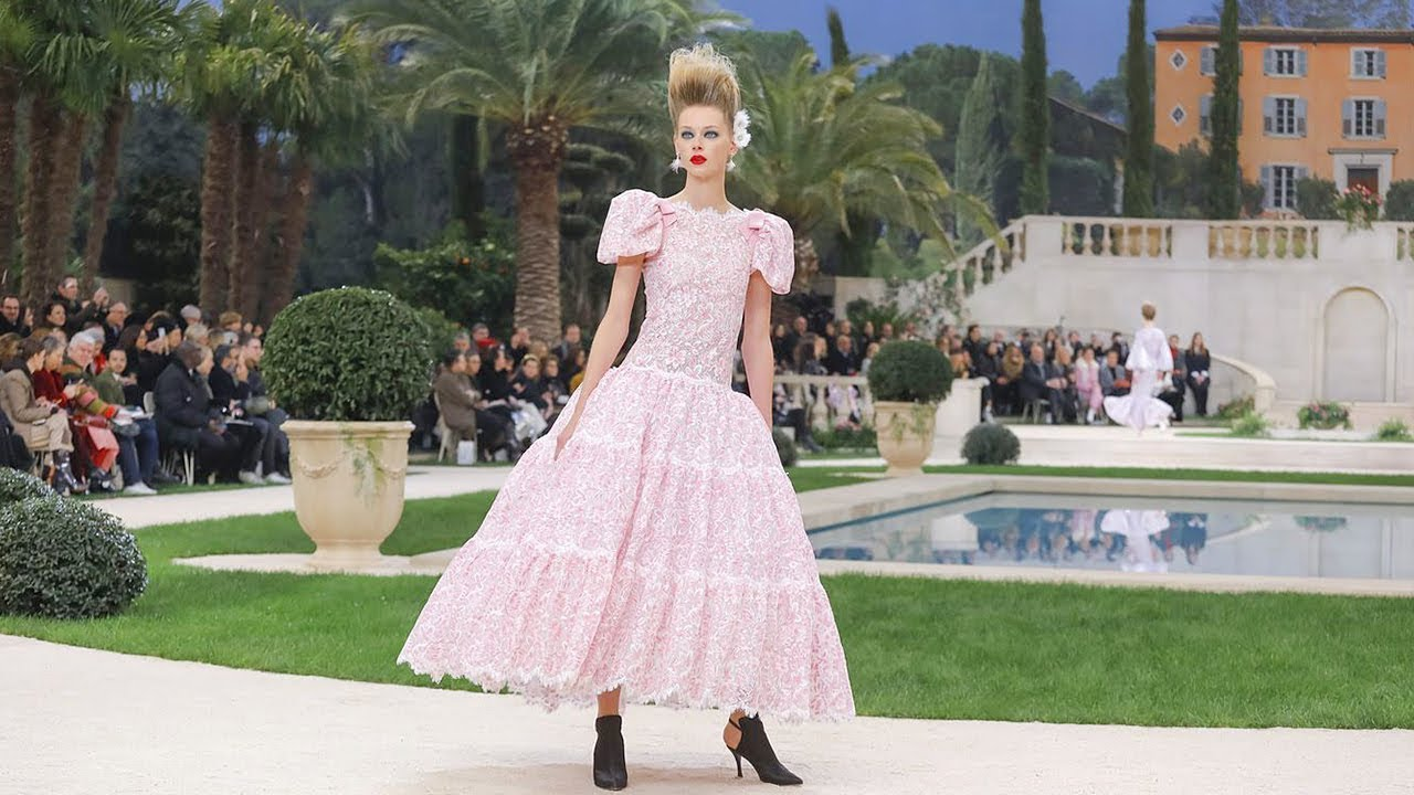 Chanel Haute Couture Spring Summer 2019 Full Show Exclusive