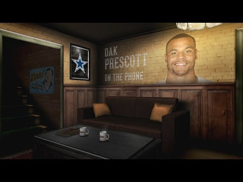 Dallas Cowboys QB Dak Prescott on The Dan Patrick Show | Full Interview | 8/25/17