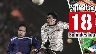 18. Spieltag der Fußball-Bundesliga in der Analyse | Saison 2019/2020 Bohndesliga