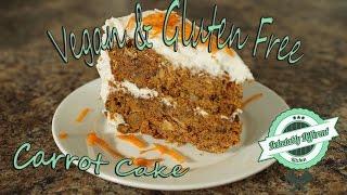 Vegan & Gluten Free Carrot Cake DDK EP 28