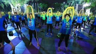 منوعات الآن | رياضة اليوغا في #فيتنام