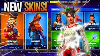 *NEW* FORTNITE ITEM SHOP LIVE COUNTDOWN! December 9th- New Skins! (Fortnite Battle Royale)