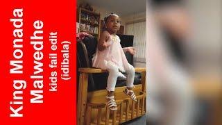 King Monada Malwedhe Challenge Kids fail edit  idibala