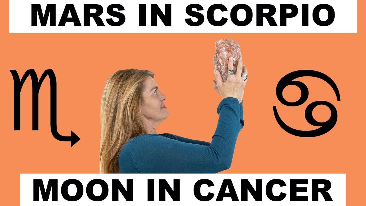 Mars in Scorpio & Moon in Cancer***WEEKLY WINNER*** By Chrystal Lynn