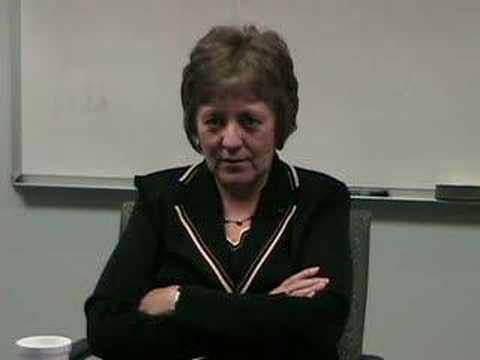 Univ. of Iowa president Sally Mason speaks to The Gazette
