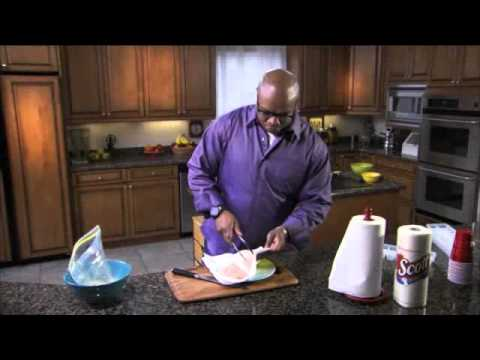 Spice Up Your Table with celebrity chef Aaron McCargo Jr.