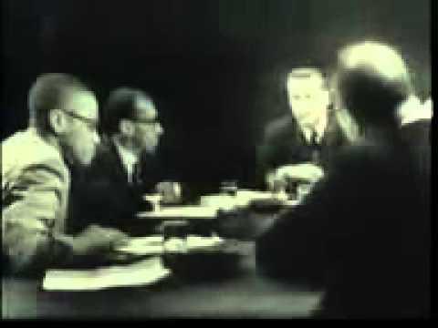 Malcolm X on Non Violence