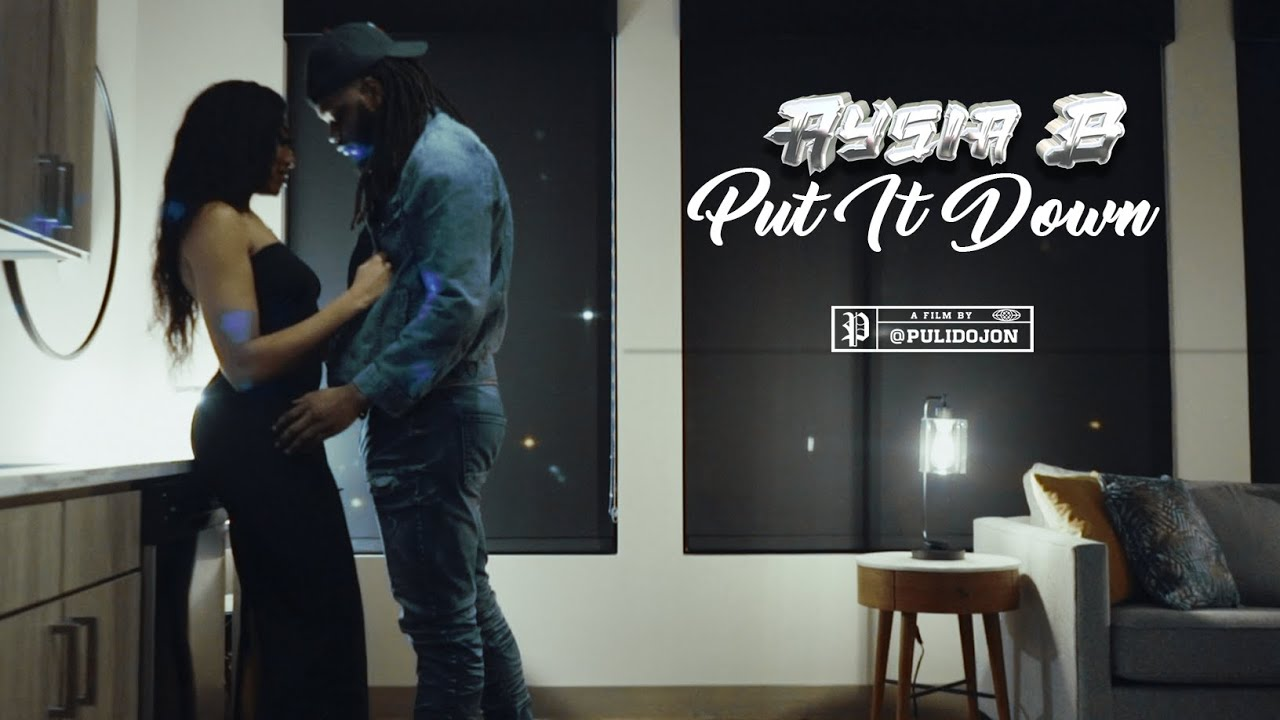 Download Aysia B   Put It Down (Official Video)