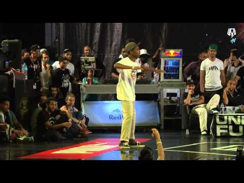 underground funky base vol 8 quarter final Popping (world final)