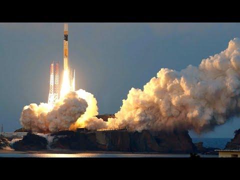 Scrub - Japanese H-2A Launching Michibiki 3 Quasi-Zenith Navigation Satellite - Live Mirror