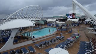 Enchantment Of The Seas 2015 FULL Tour & Review with The Legend