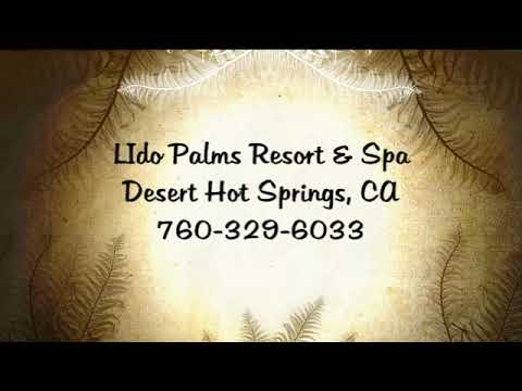 Desert Hot Springs   Lido Palms Resort & Spa   Palm Springs Hotel