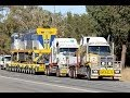 Tutt Bryant moving some C44 aci Locomotive's