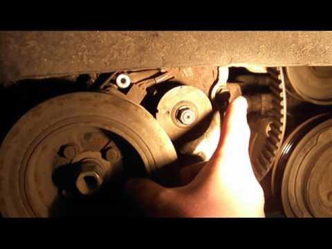 ГТ Как правильно выставить балансирный вал на двиг EF 2.0 Хундай Соната, Киа Мадж...