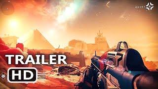 PS4 - Destiny 2 Warmind DLC Trailer (2018)