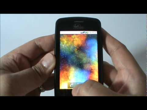 Virgin Mobile LG Optimus V Review