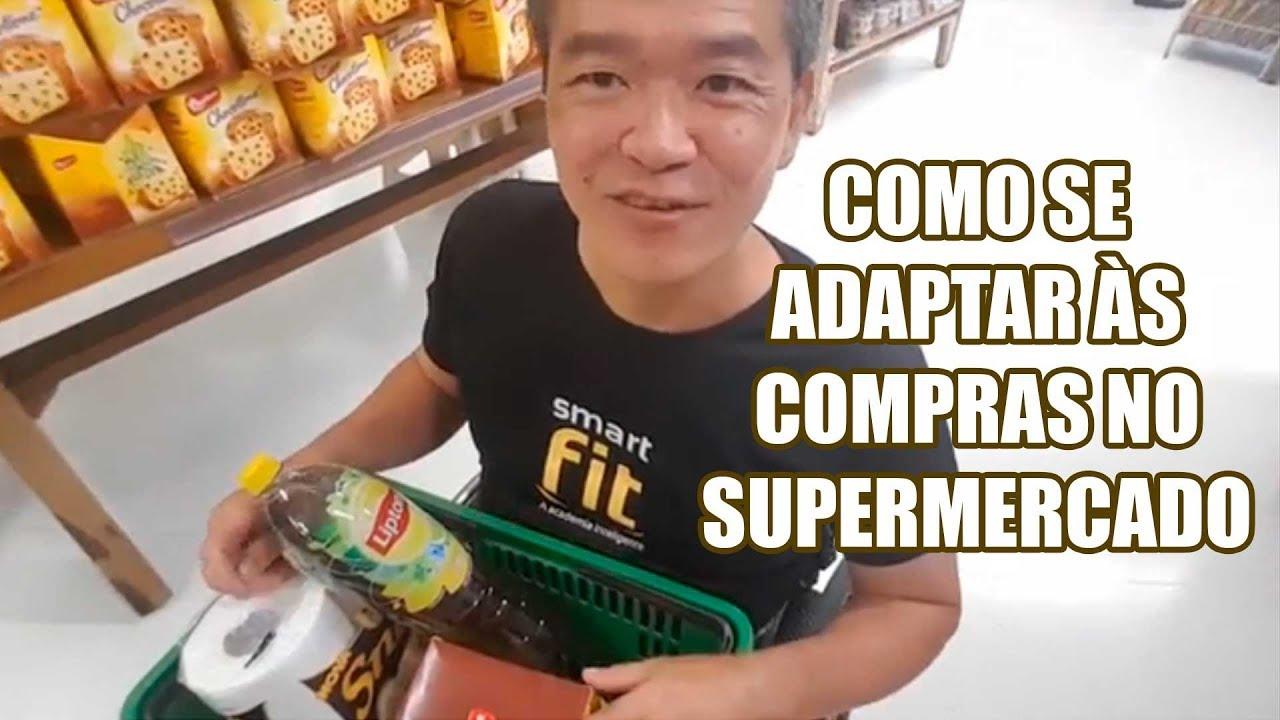 Resultado de imagem para Como se adaptar às comprar no supermercado