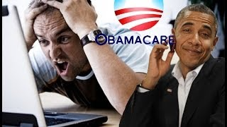 Botched ObamaCare website makes White House look like sick patient