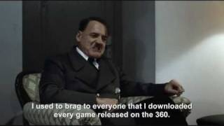 Hitler is informed about his Xbox being banned from Xbox Live