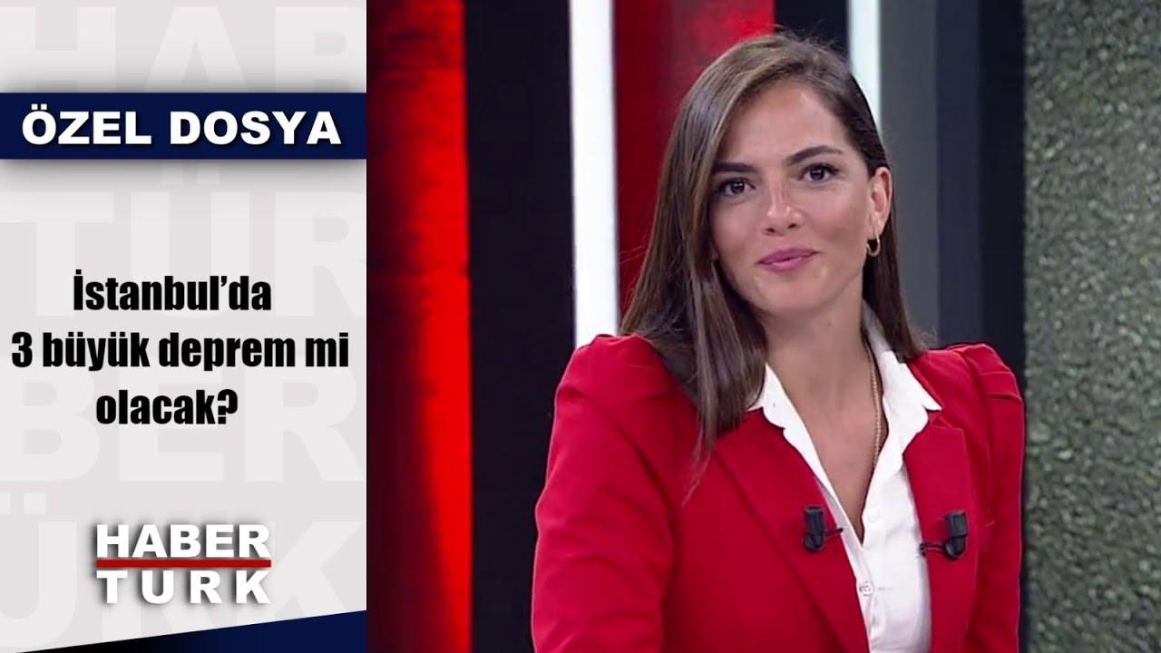 İstanbul'da 3 büyük deprem mi olacak? | Akşam Haberleri - 17 Temmuz 2019