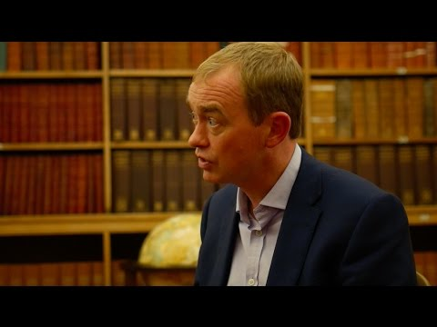 Tim Farron on Corbyn, the EU and a progressive alliance