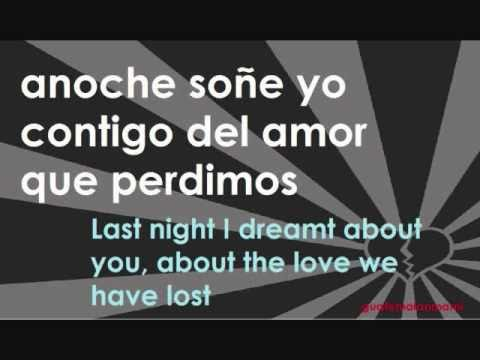 El Amor Que Perdimos prince royce letras english translation