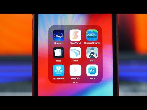 Top 10 iOS Apps of November 2019!