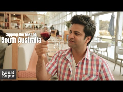 Sipping the Best of South Australia | #TravelWithKunal Australia