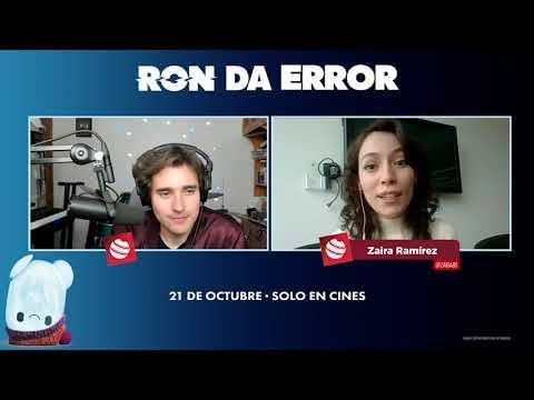 Detrás de La Magia de Ron Da Error con Jorge Blanco