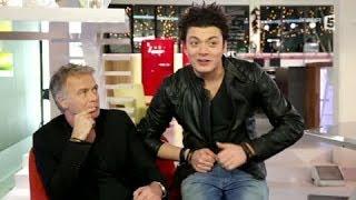 Tweetomaton - Kev Adams & Franck Dubosc - C à vous - 11/03/2014