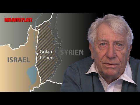 Der Rote Platz #56: Israel: Krieg als Wahlversprechen
