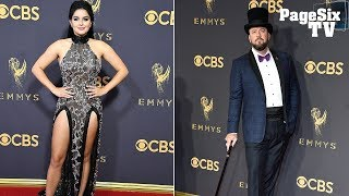Hats off to the Emmys' worst-dressed | Page Six TV