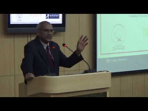 Dr. Colin Gonsalves | Human Rights and Courts | Nyaya Forum for Courtroom Lawyering
