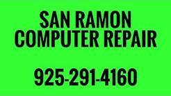 Computer Repair San Ramon CA