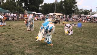 Thunderbird Powwow Burt Yellow Wolf Memorial Grass Dance Special Song 2