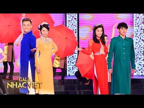Mashup: Bên Em Mùa Xuân - Đông Nhi, Ông Cao Thắng, Ngô Kiến Huy, Khổng Tú Quỳnh (Official)