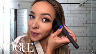 Tinashe Teaches a Master Class in the Daytime Smoky Eye | Beauty Secrets | Vogue thumbnail