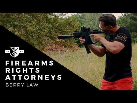 Why we protect your right to bear arms | Nebraska Firearms Lawyers