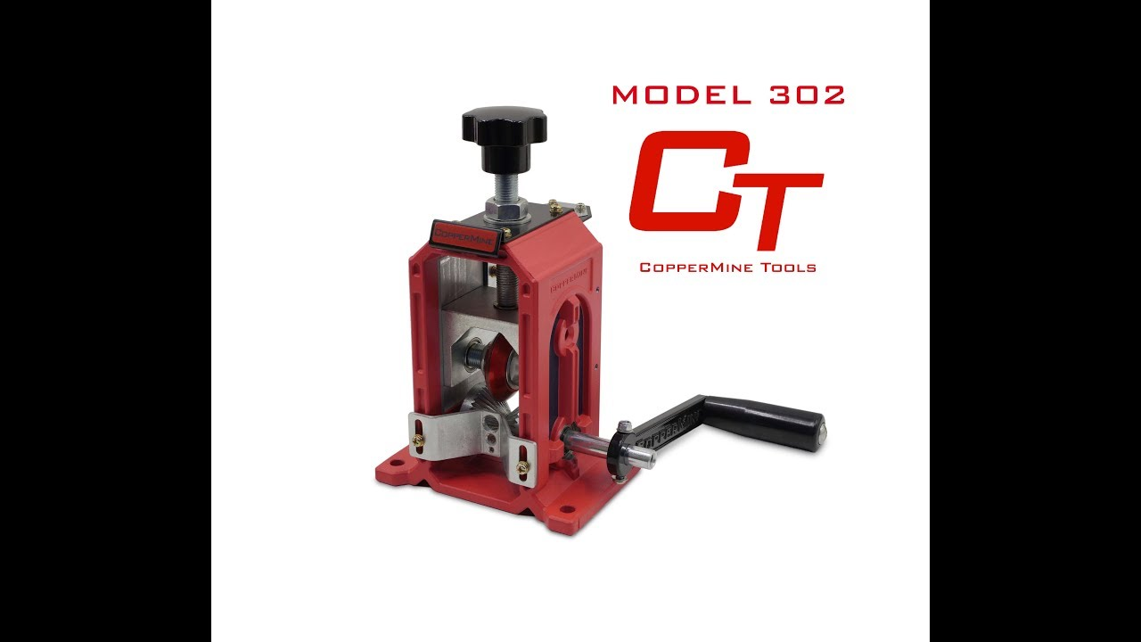 CopperMine Copper Wire Stripping Machine Manual Hand Crank & Drill ...