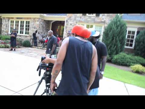 Tay Dizm GETTING TO THE MONEY BTS ft T-Pain & YoungBloodz