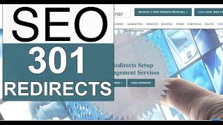 SEO: 301 redirects