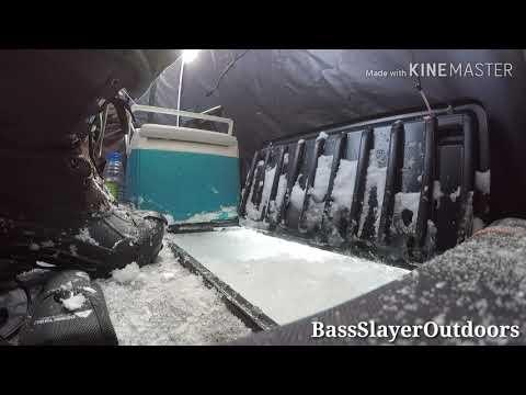 Ice Fishing Lake Saint Clair 2019 / Minnesota trip