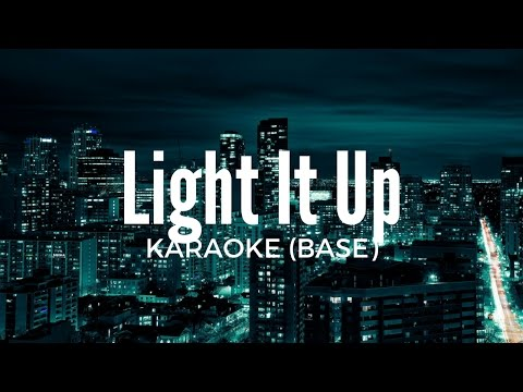 Light It Up // Music Tracks // karaoke