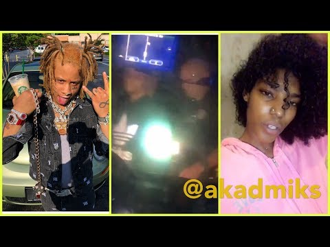 Trippie Redd arrested for allegedly Pistol Whipping a Woman in Atlanta. He's Charged w/ 2 Felonies!